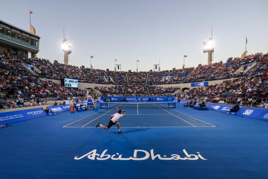What You Can Expect From The Mubadala World Tennis Championship