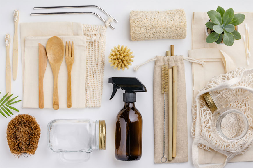 11 Easy Eco Swaps We Can All Make at Home