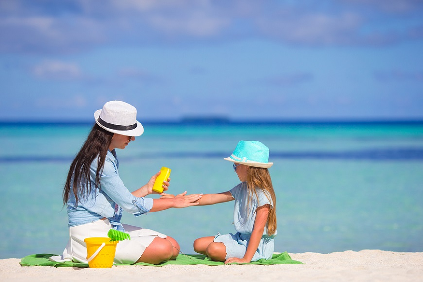 How to Protect Your Children from the Sun?
