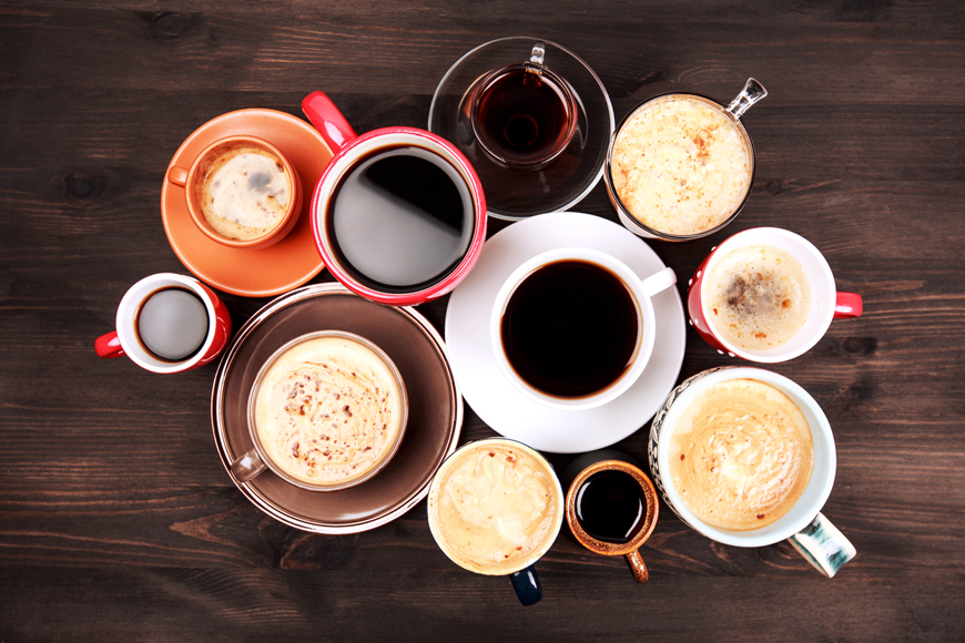 Coffee mornings and expat meet ups