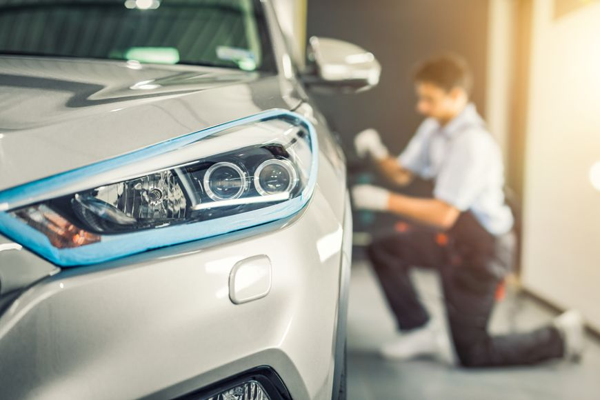 Everything You Should Know About Car Polishing and Waxing