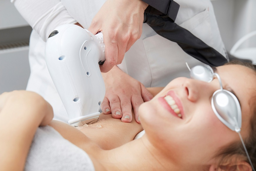Offer: Buy 3 Sessions of Laser Hair Removal and Get 1 Free