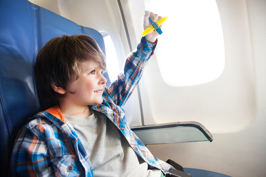 How to Survive a Long Haul Journey with Kids