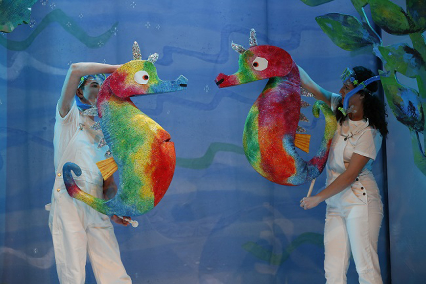 Review: The Very Hungry Caterpillar