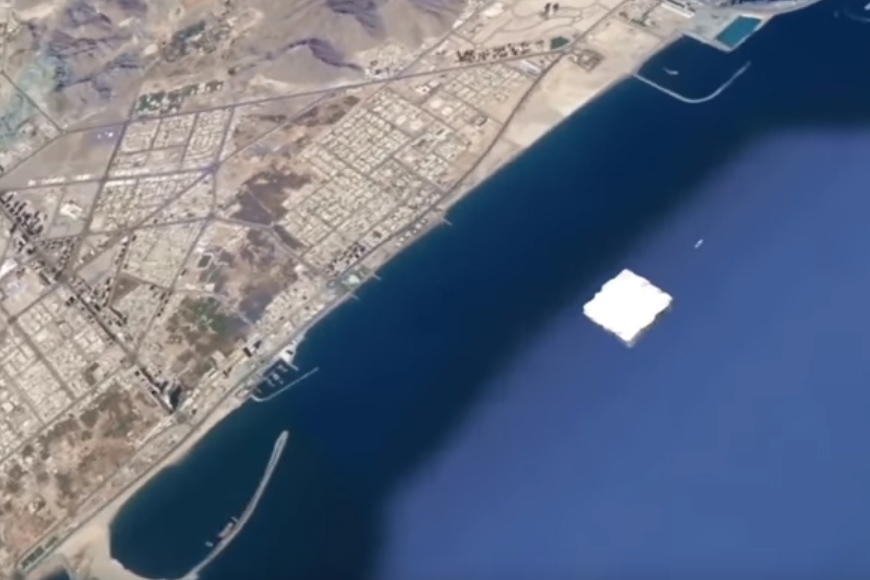 We Might See Icebergs Off the Coast of Fujairah in Two Years