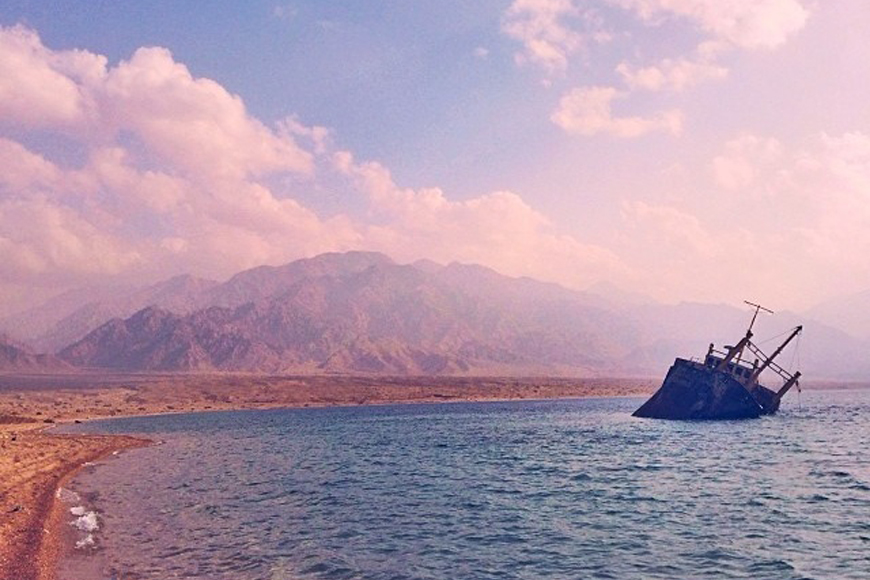 Haql Shipwreck Beach Is One of Saudi Arabia's Hidden Gems