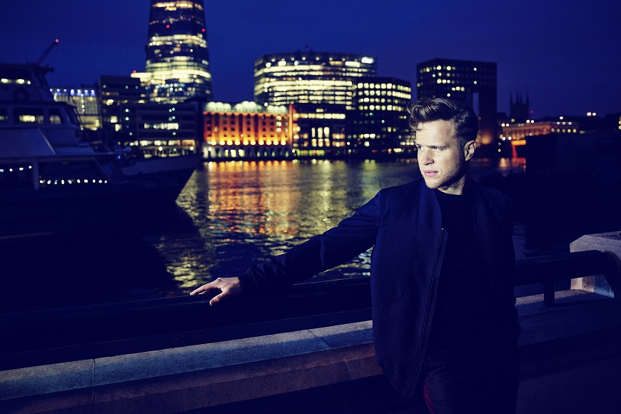 15 Facts You Didn't Know About Olly Murs