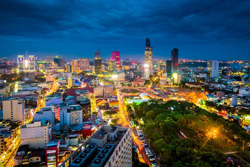 Discover Vietnam: Ho Chi Minh City