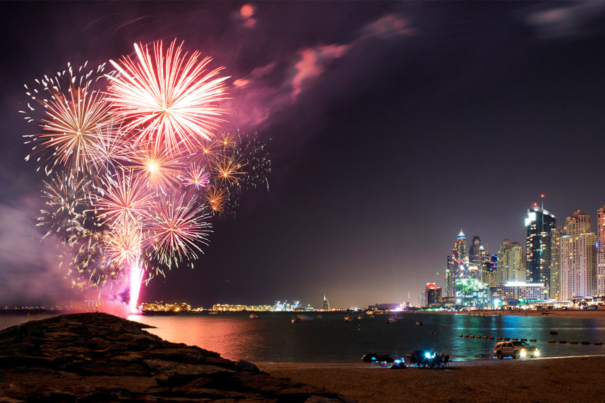 6 Ways to Spend Eid in Dubai