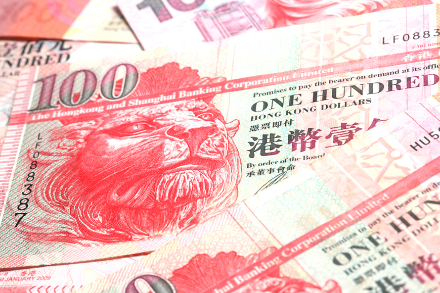 Local Currency in Hong Kong