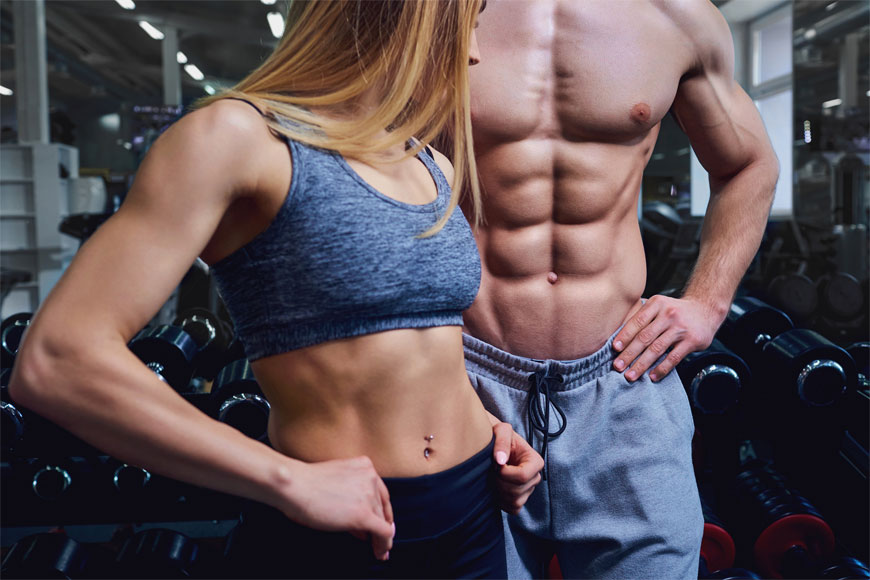6 Secrets for Getting Visible Abs this Year
