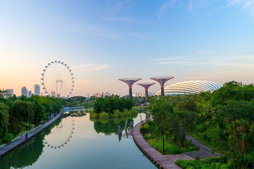Weekend Trips from Singapore
