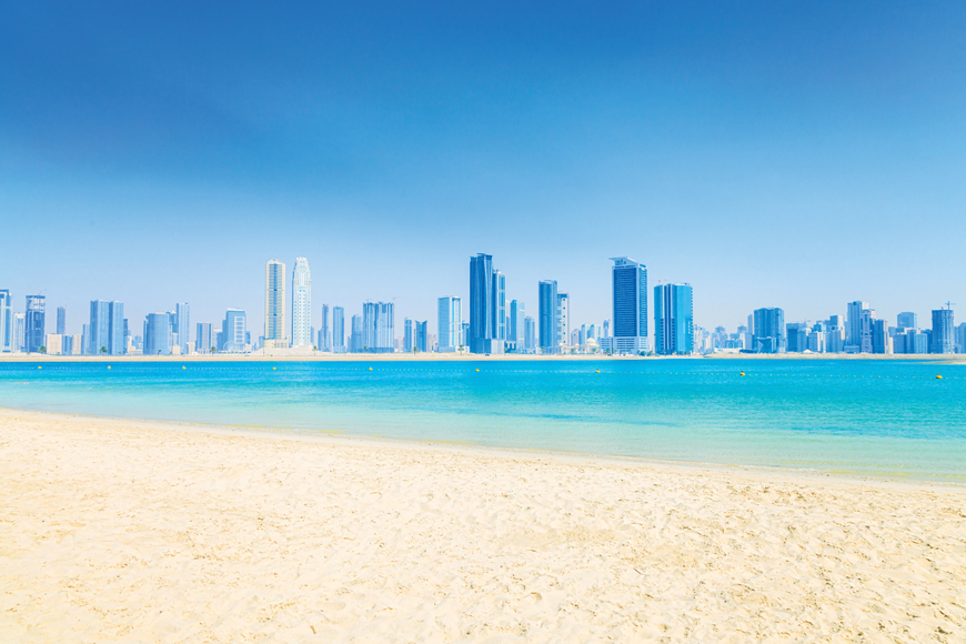 Guide to Beaches in Qatar | ExpatWoman com