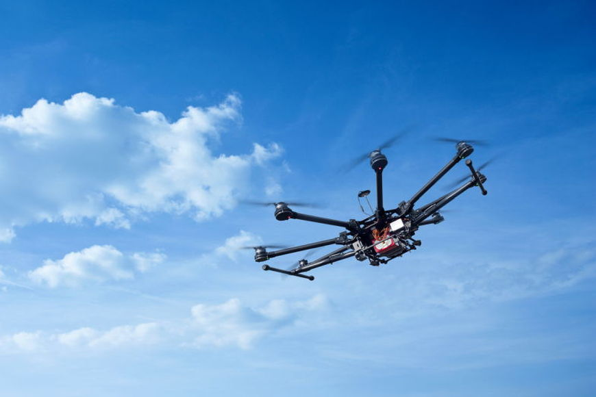 New Drones And Smart Controllers To Help Monitor Dubai Roads