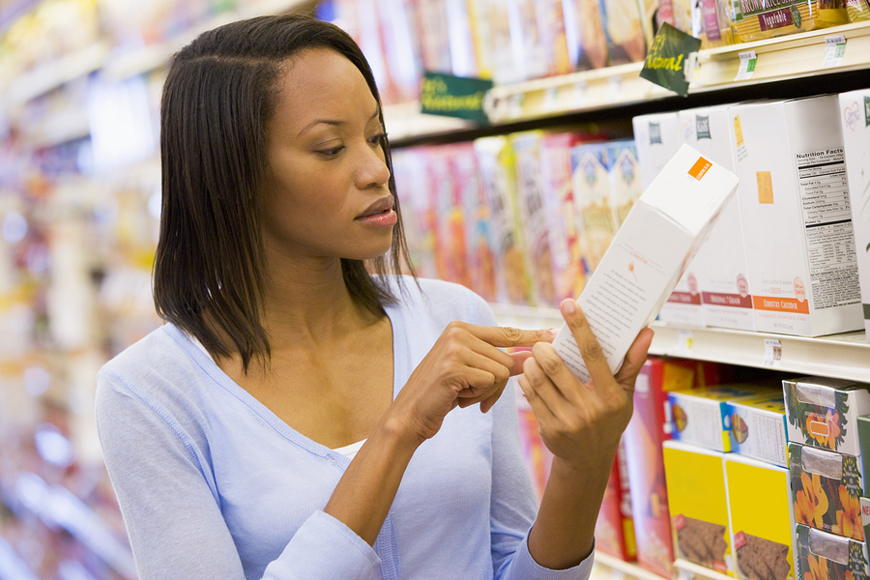 New Food Label Law Comes into Effect for Qatar