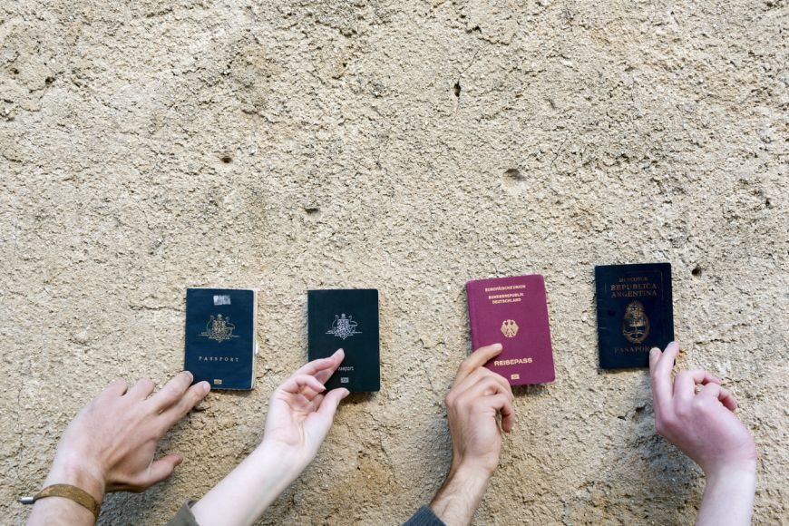 The World's Most And Least Powerful Passports In The World