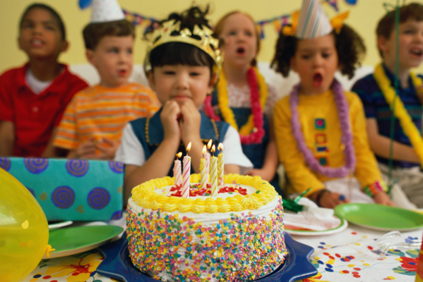 One Mother's Guide to the Perfect Birthday Party