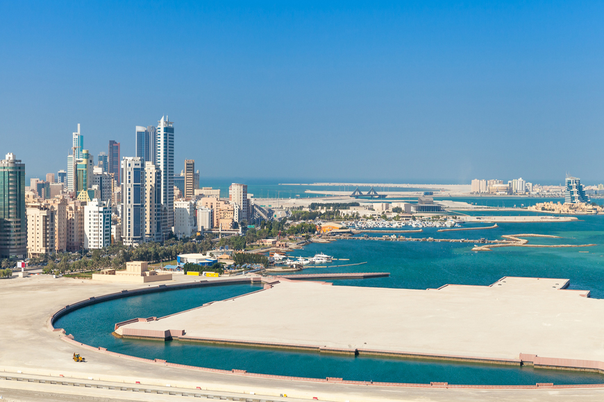 Beaches in Bahrain
