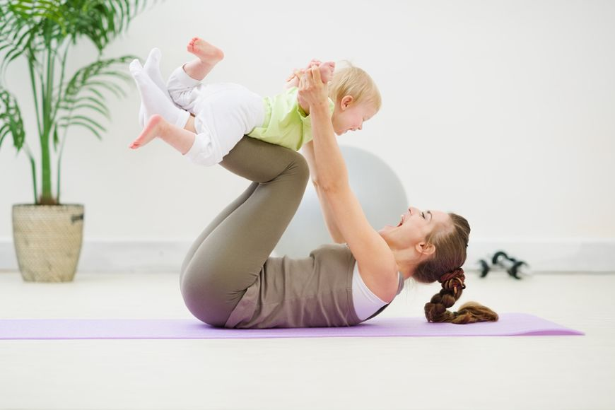 How to Get Your Body Back After Baby Delivery