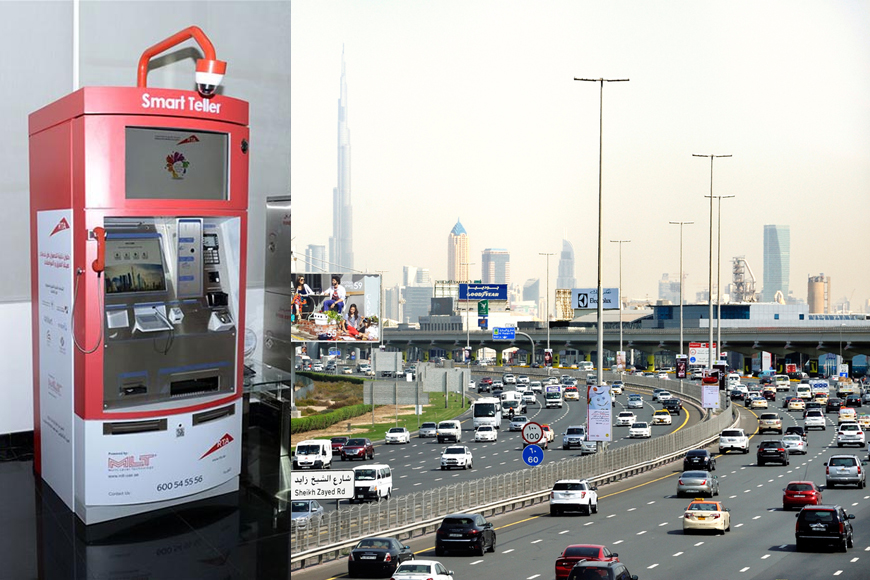The RTA Introduces New Self-Service Payment Kiosks in Dubai