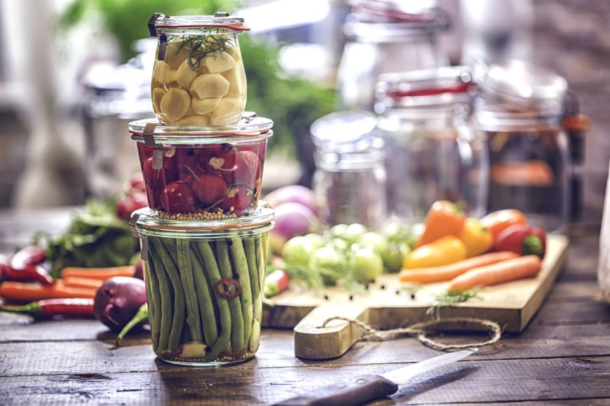 How Fermented Foods Boost Your Fertility