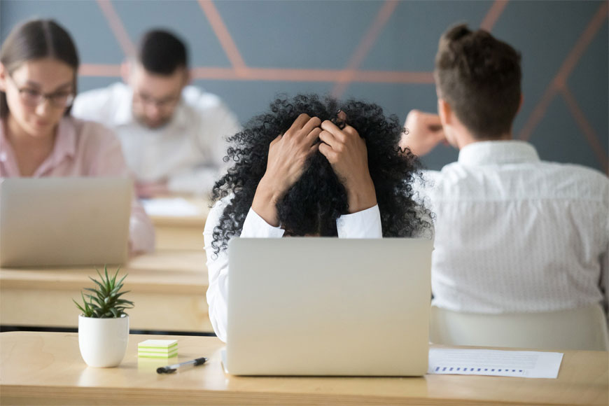 Do You have Burnout? It's Been Linked to Irregular Heartbeats