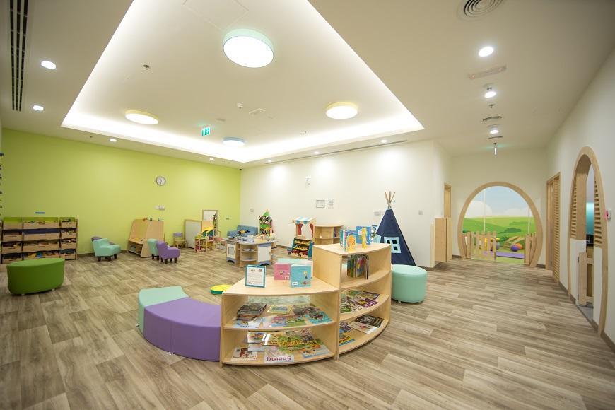 Take a Tour Inside the UAE's First Finnish Nursery