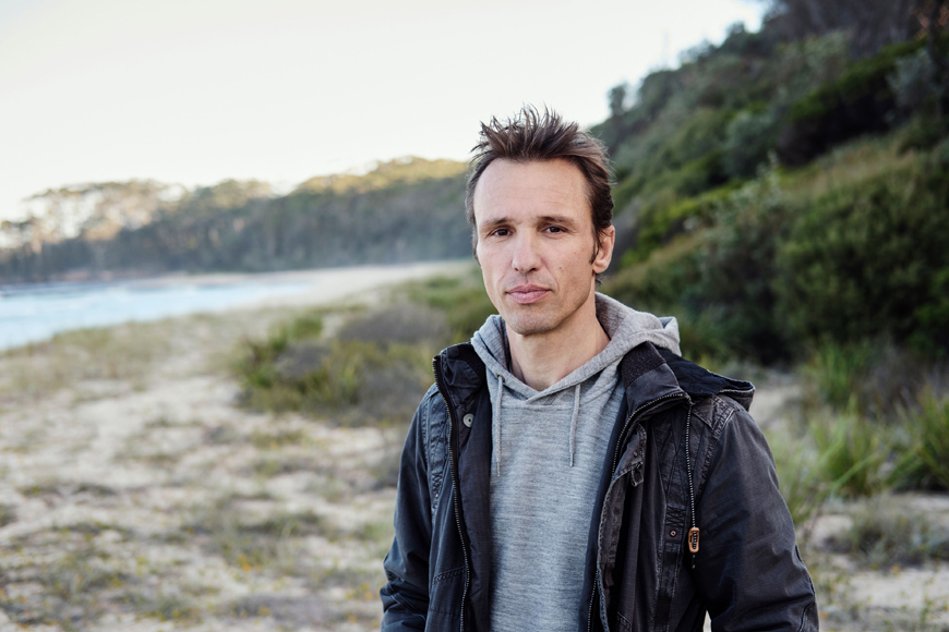 "Catch ""The Book Thief"" Author Markus Zusak at the Emirates LitFest 2020"
