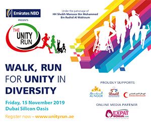 EmiratesNBD Unity Run