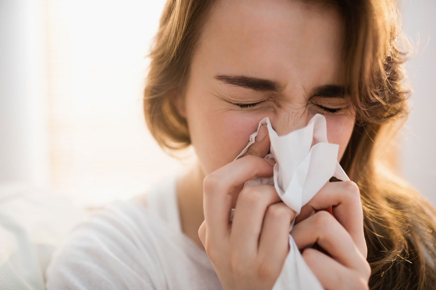 How to Out-Smart Hay Fever This Summer