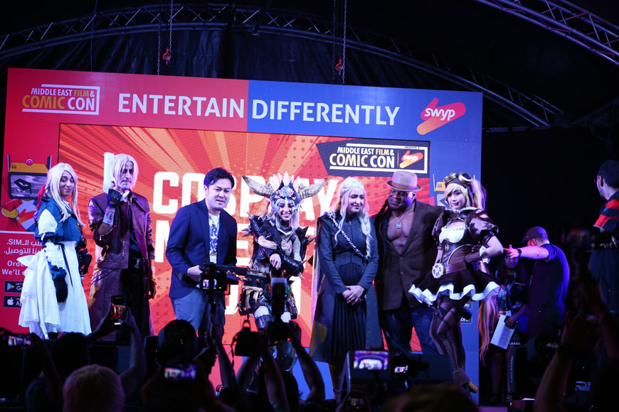 6 Reasons Middle East Comic Con Is the Ultimate Pop Culture Weekend