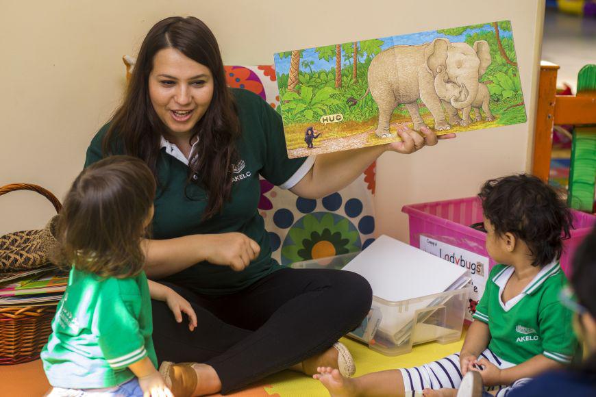 Nursery in Dubai | Aga Khan Early Learning Centre