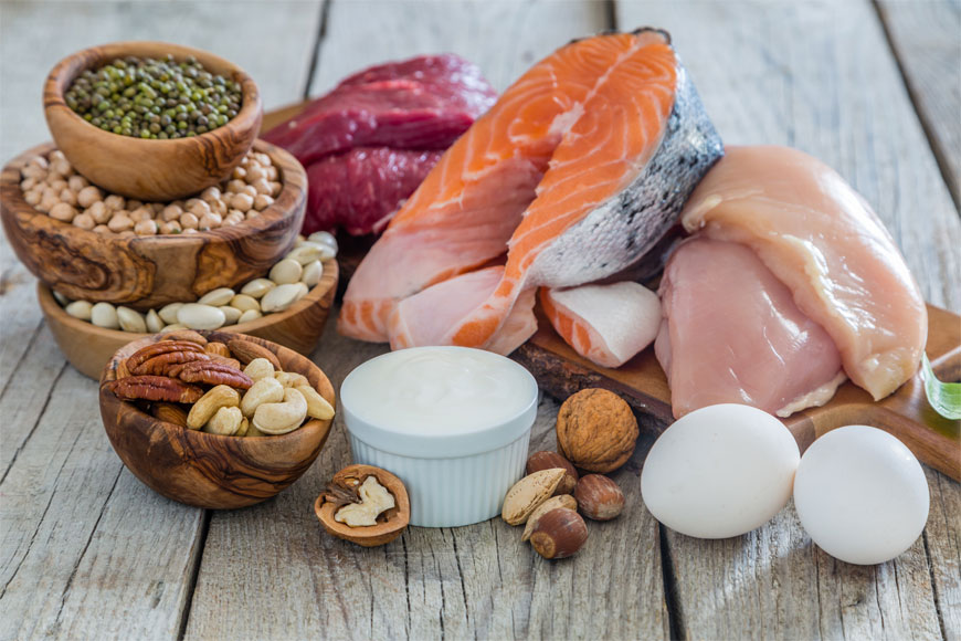 Here's What You Really Need to Know About Protein
