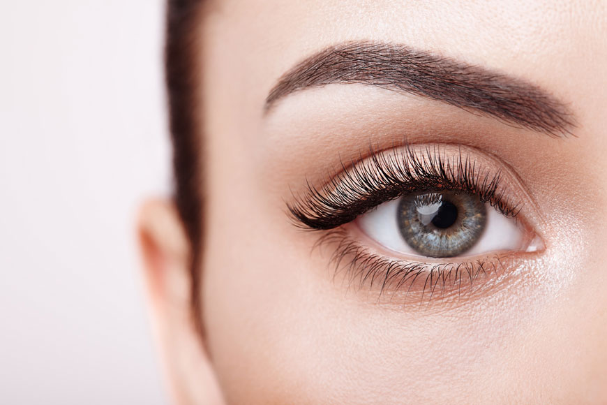 The History of Eyelashes