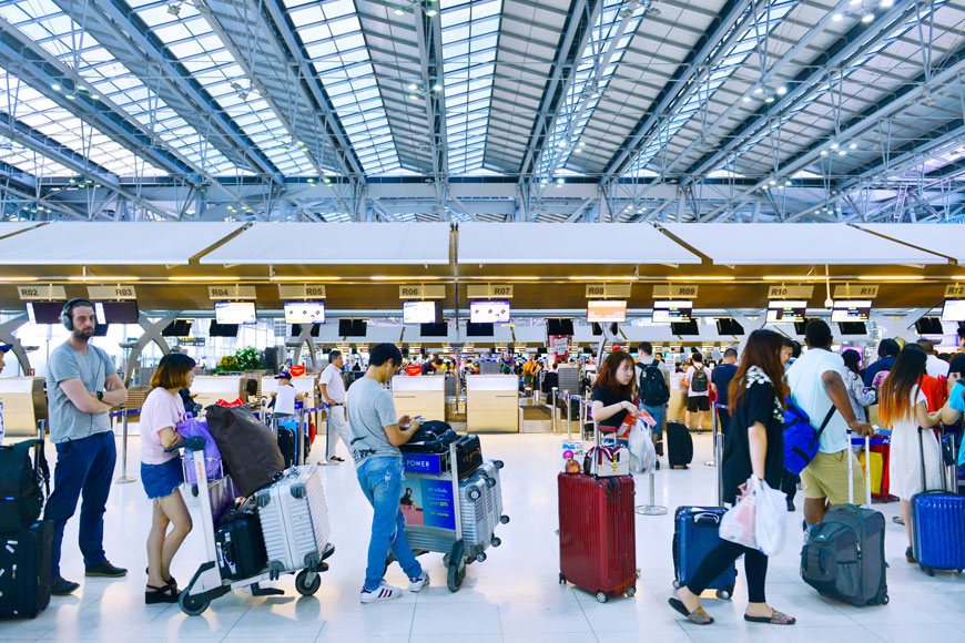 These Are the World's Busiest Airports