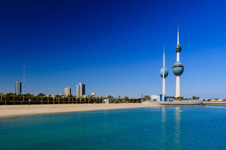 Beaches in Kuwait