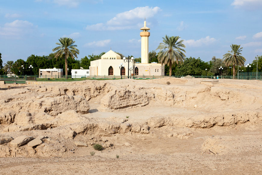 Archaeological Sites in UAE
