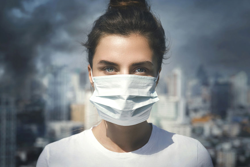 11 Ways Climate Change and Air Pollution Can Damage Your Health