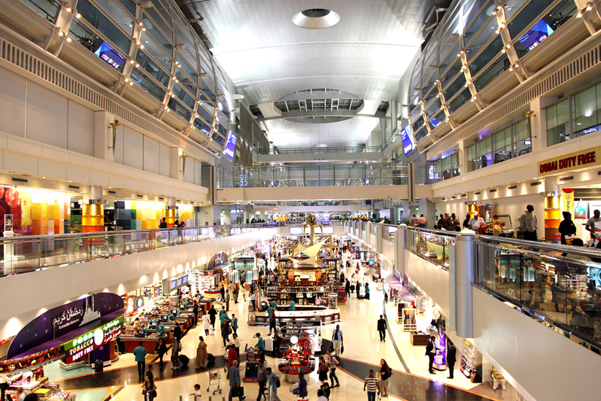 Save money at the airport when travelling