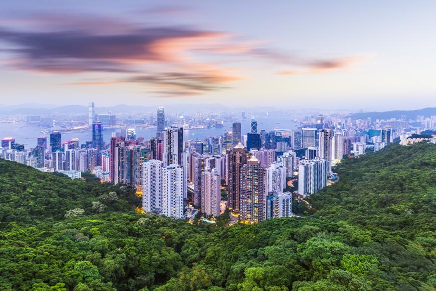 Short weekend trip to Hong Kong and Macau
