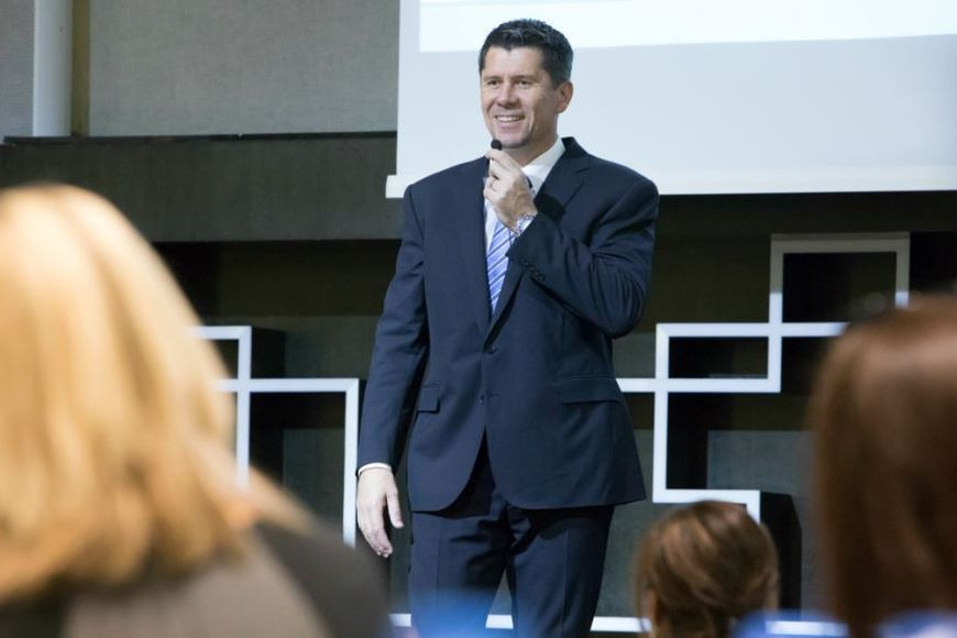 In Pics: ExpatWoman's HR Breakfast with Dr. Justin James Kennedy