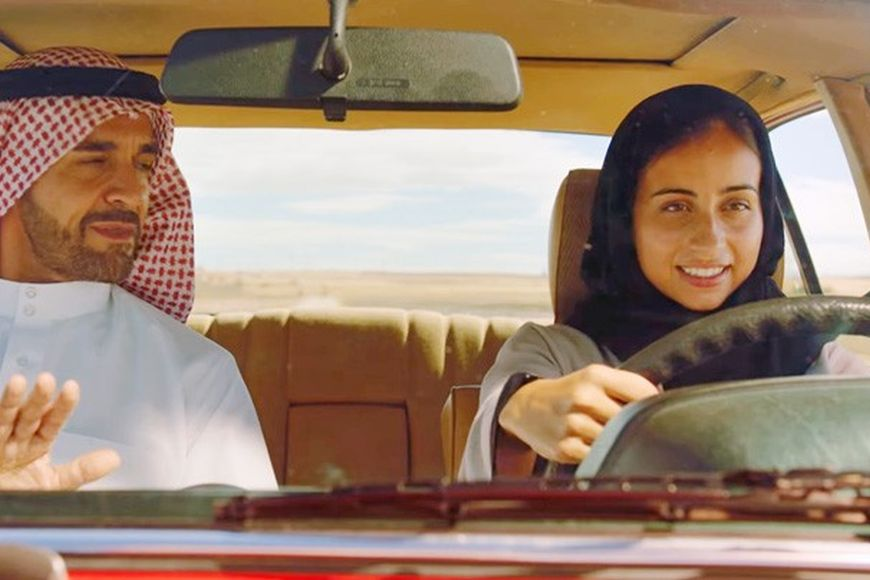 Coca-Cola Warms Hearts With New Saudi Women Driving Ad