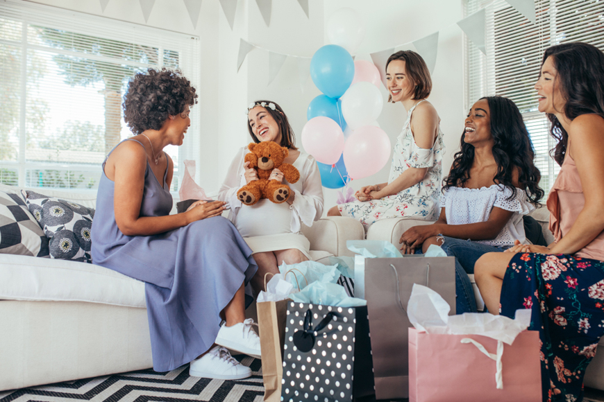 Here Are the Perfect Places to Host a Baby Shower in Dubai