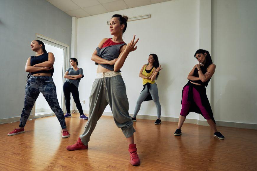 Learn Hip Hop Dance Classes in Dubai