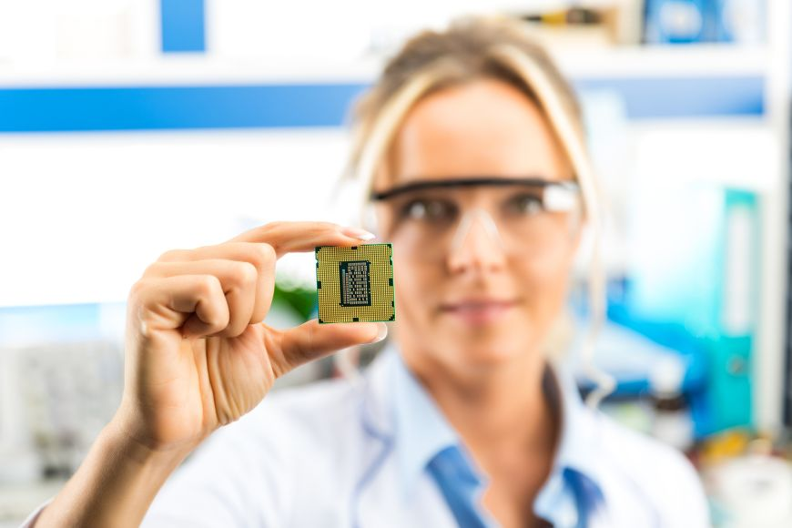 How Technology Affects Women's Health