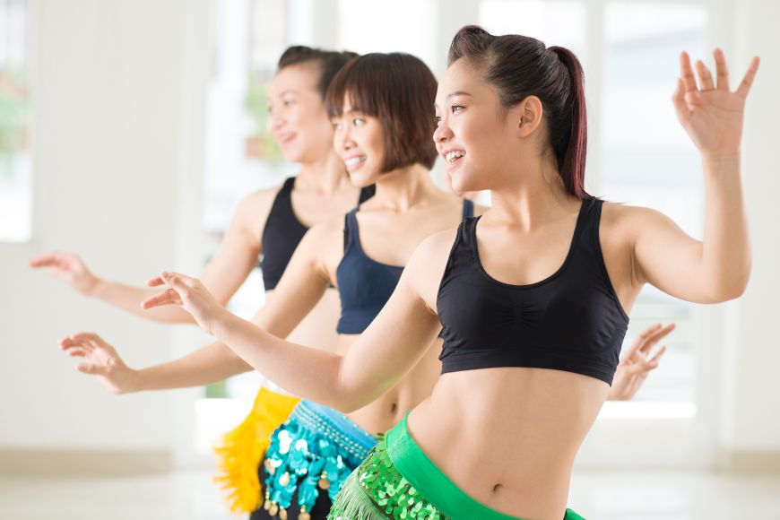 10 Ways in Which Belly Dancing Can Boost Your Health