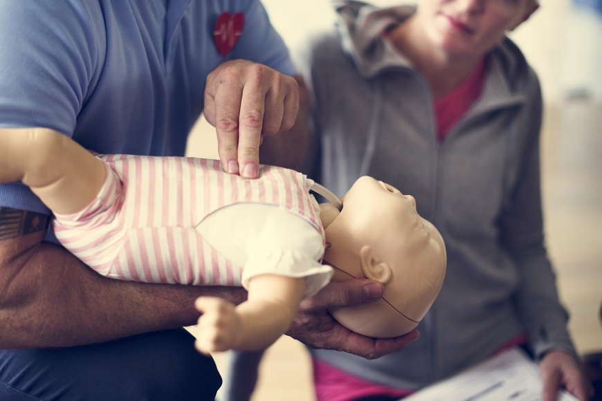 Pediatric First Aid, CPR and AED Training Courses
