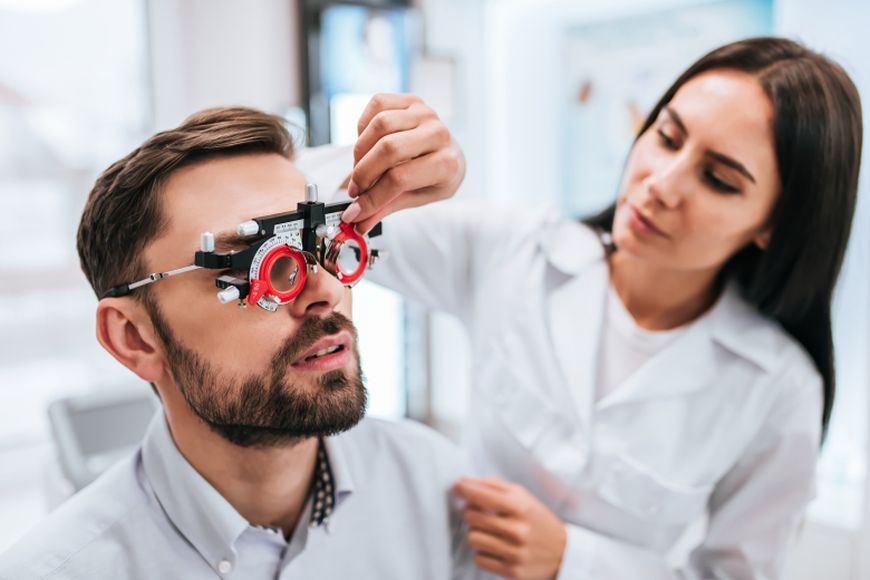 Offer: Discover the Best Offer on Lasik Eye Surgery in Dubai