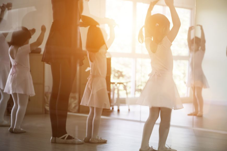 Essential Lessons Dancing Classes Teach Kids