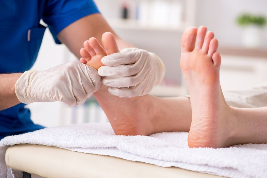 Tips and Tricks to Keep Your Feet and Healthy and Infection Free